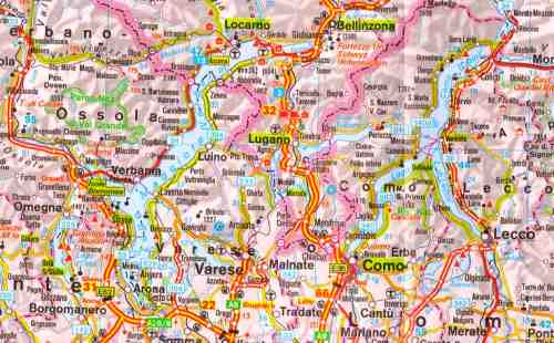 Magyarország Térkép Megyékre Osztva